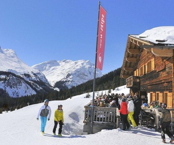 Rud Alpe in Lech