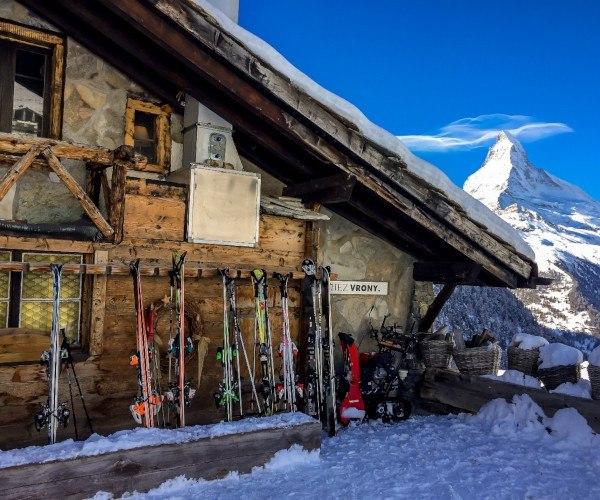 Chez Vrony In Zermatt