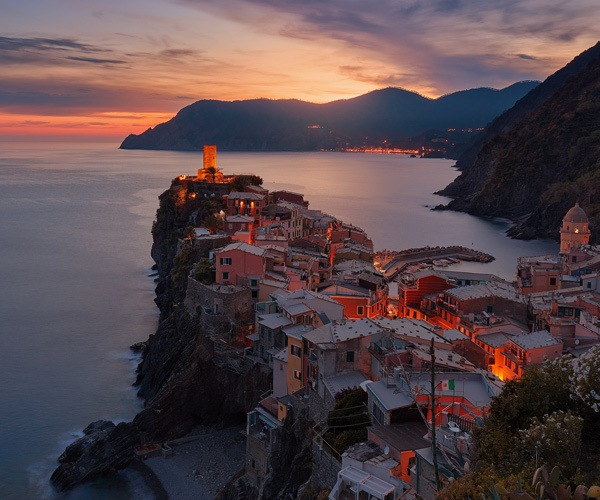 Photograph of the Week: Vernazza, Italy