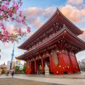 Asakusa Temple, Tokyo