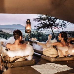What makes the perfect safari honeymoon