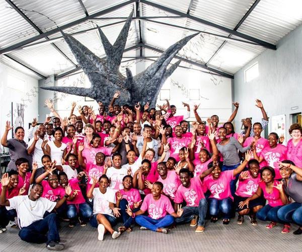 Good Work Foundation, Rhino Africa