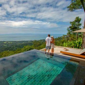Best romantic luxury hideaways in Costa Rica