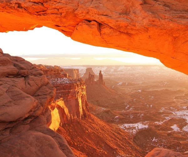 Mesa Arch Trail, Moab, United States