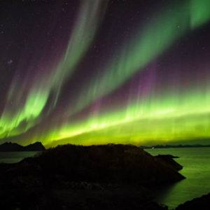 Top 5 places to see the Northern Lights in Iceland