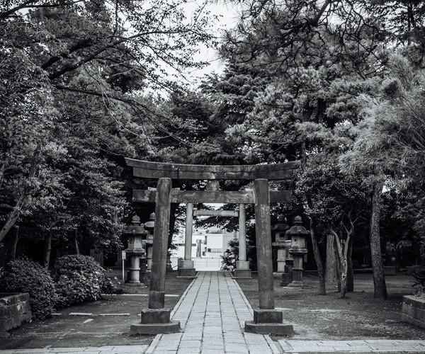 Shinagawa Shrine, Tokyo