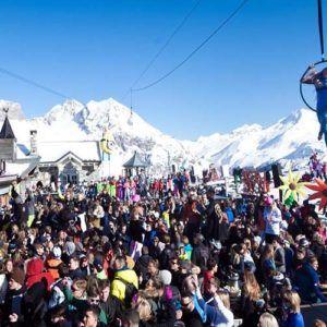 Top 5 après ski bars in Val d'Isère