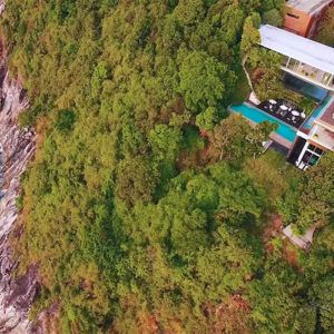 Spectacular luxury villas in Thailand's most unconventional locations