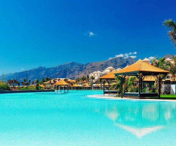 Gran Melia Hacienda del Conde in Tenerife