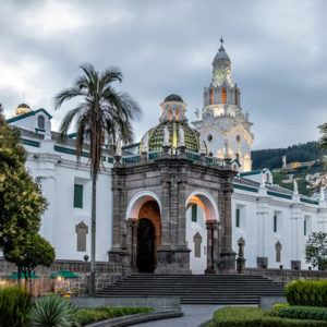 What to find in the Plaza Grande of Quito