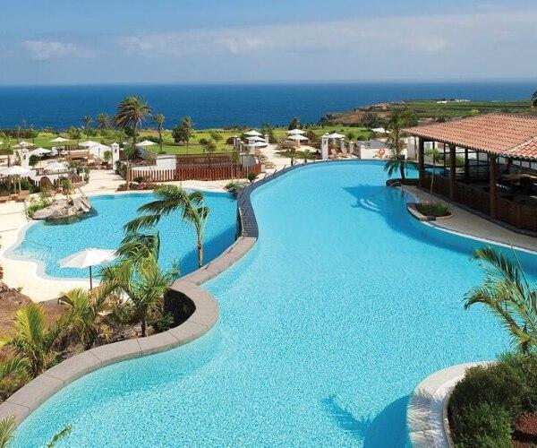 Melia Hacienda del Conde Hotel in Tenerife