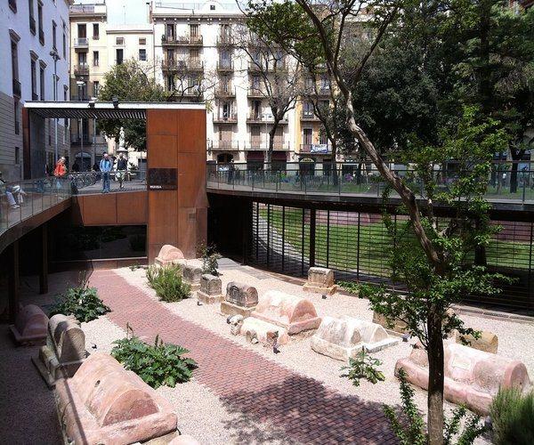 plaça vila de madrid