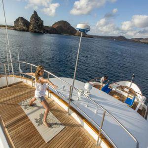 Galapagos cruises versus Caribbean cruises