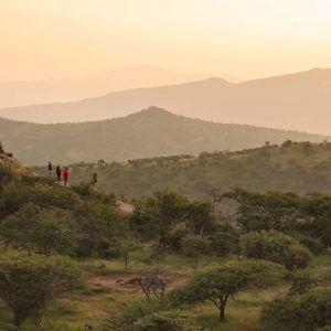 Memories of Kenya's private reserves