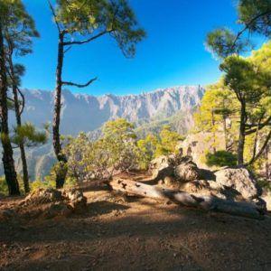 La Palma in the Canary Islands