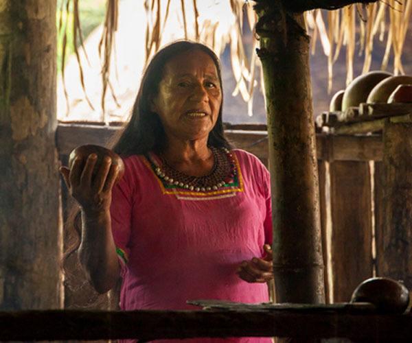 Comunidad Kichwa Añangu