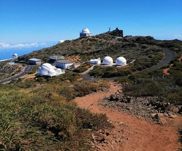 Observatorio del Roque de los Muchachos in La Palma