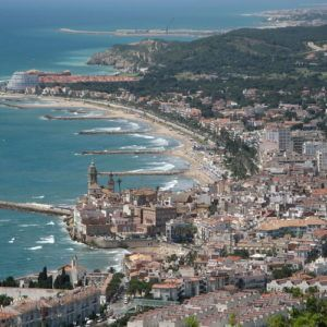 Planning for the future: a day trip to Sitges