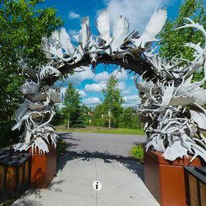 Explore Fairbanks, Alaska on a virtual vacation