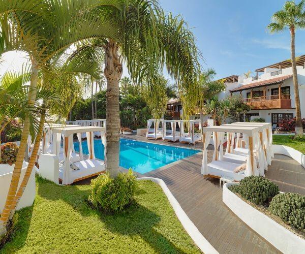Jardin Tecina Hotel in La Gomera