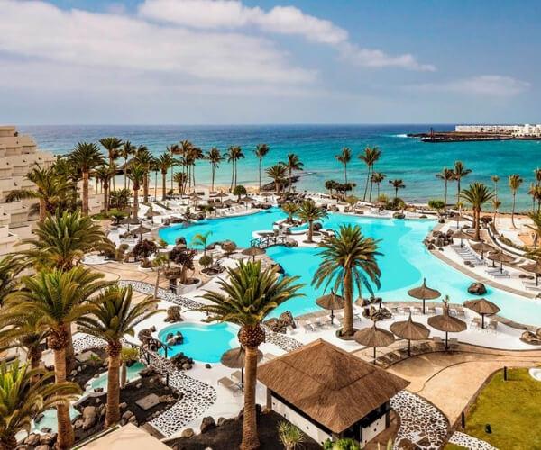 Melia Salinas Hotel in Lanzarote