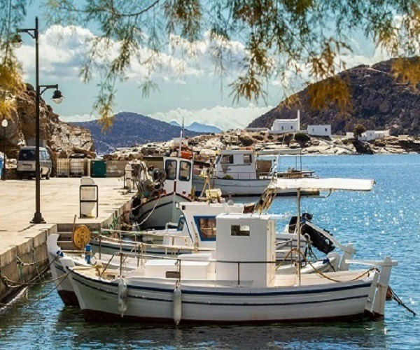 Charming Sifnos attracts island-hoppers who seek an authentic Greek Island experience