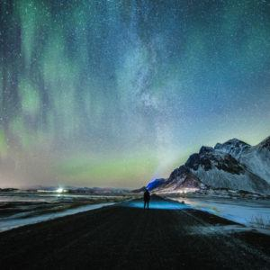 Tales of Iceland: The Snaefellsnes Peninsula under the Northern Lights