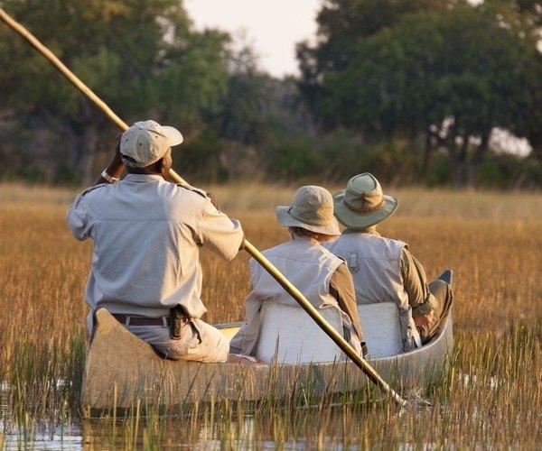 Mkoro trip in the Okavango Delta