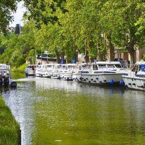 Provence boating holidays