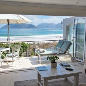 Oceanfront in Cape Town