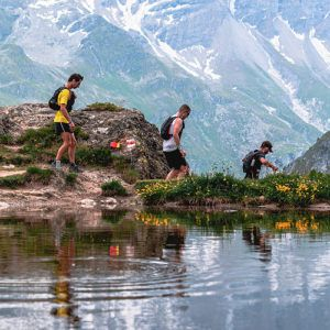 Trail running takes off in Verbier