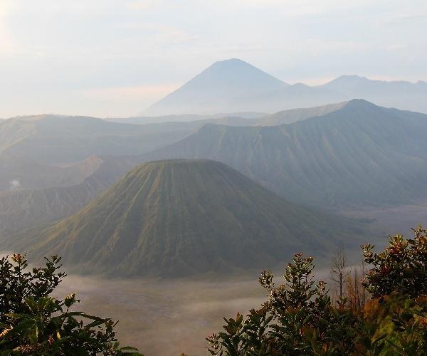 dawn-Mount Bromo