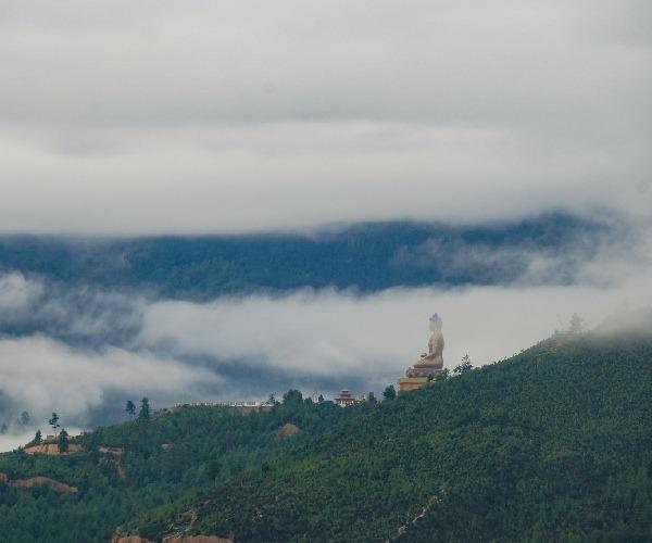 3 Thimph mountain