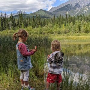 8 top tips for hiking with young children