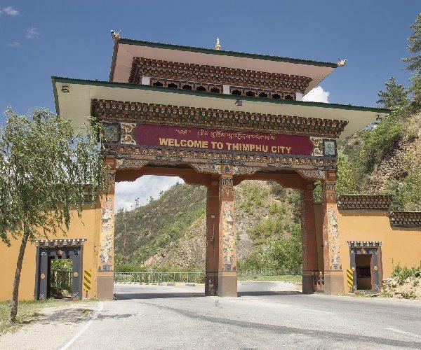 Thimphu gate