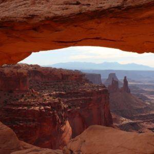 Photograph of the week: Canyonlands, Mesa Arch, Utah, USA