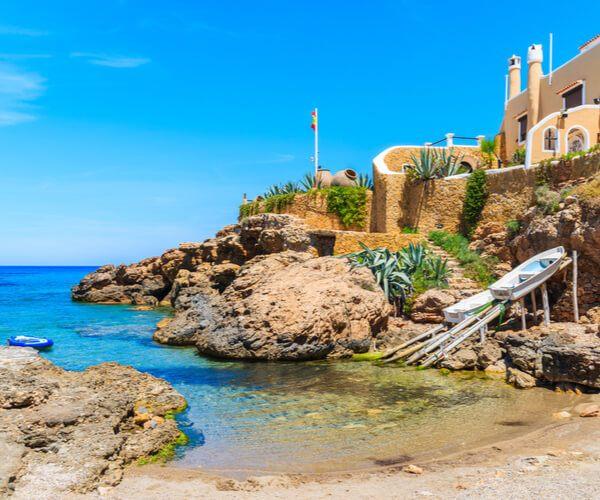 Cala Xarraca in Ibiza