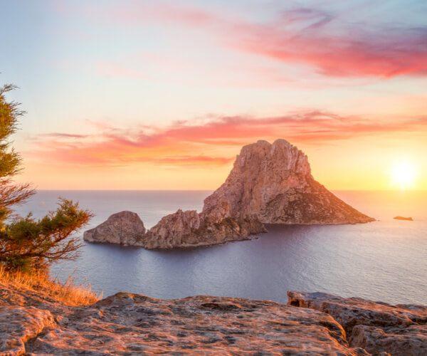 Es Vedra in Ibiza