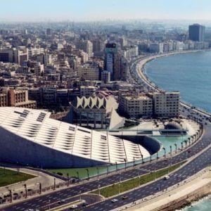 Egypt's revived Bibliotheca Alexandrina