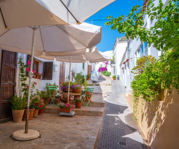 Sant Joan de Labritja in Ibiza