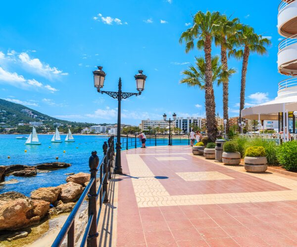 Santa Eulalia in Ibiza