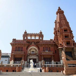 The grand re-opening of Baron Palace