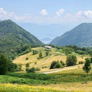 The hidden hamlet of Erbonne, Italy - population: 11