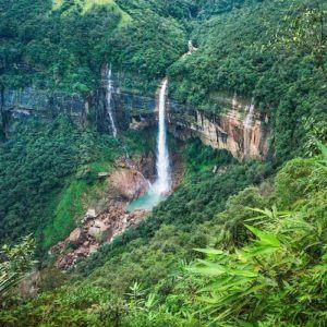 Top 7 waterfalls of India