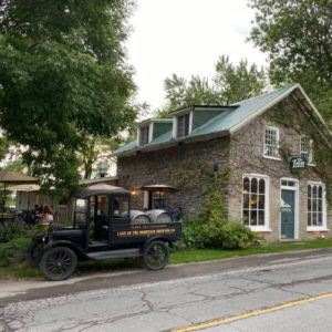 A getaway to the wine region of Prince Edward County in Ontario, Canada