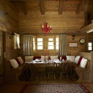 Top 5 Alpine chalets for an extended stay