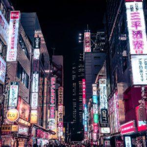 shinjuku-neon streets