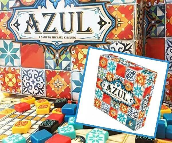Travel related game - Azul