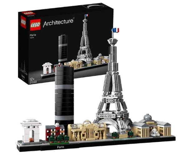 Travel related game - Lego Paris