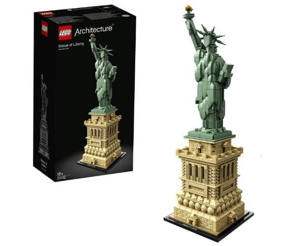 Travel related game - Lego Statue of Libery